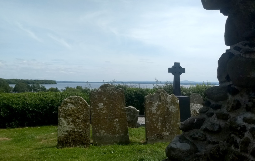 Joanne McCallum - SUP Lough Neagh - Cranfield Church