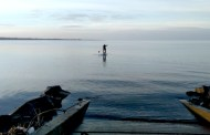 Paddle Boarding Lough Neagh