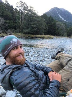Chase Lewine - Walking New Zealand (Te Arora Trail)