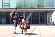 Cycling Across Denmark While Pregnant