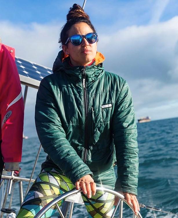 Chloe Peglau - Sailing the Atlantic