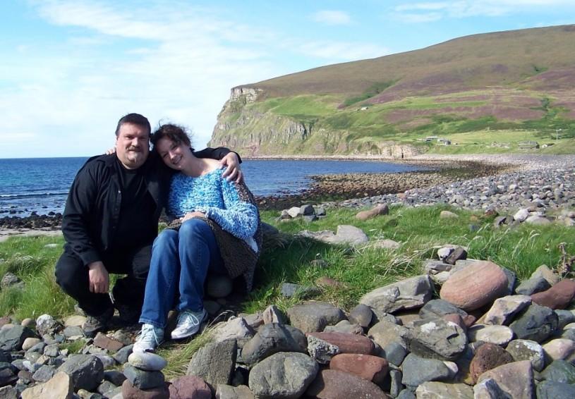 Rhonda Muir - Walking Orkney's trails