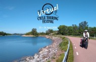 Free talks, films and webinars this weekend - The Cycle Touring Festival goes virtual