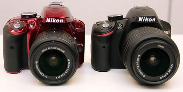 nikon-d3200-d3300-dslr-cameras