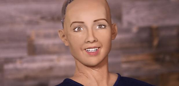 sophia bot