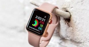 An Apple Watch Series 3