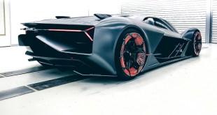 The new Lamborghini Terzo Millennio
