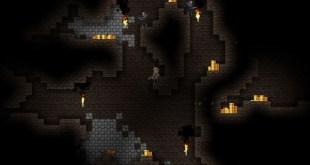 A screenshot from It Lurks Below