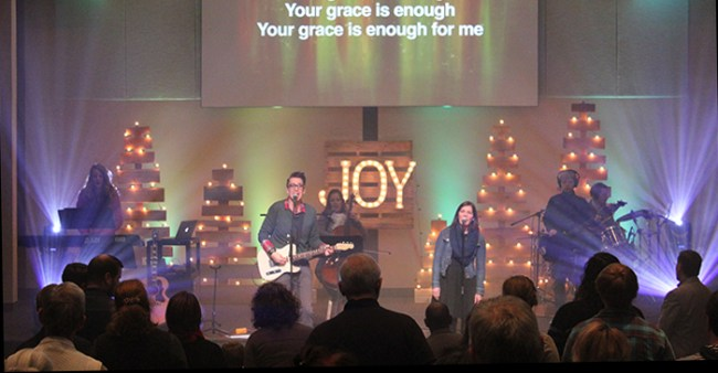 Worship at the Covenant