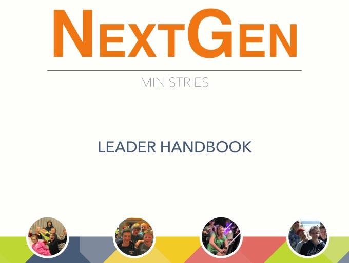 NextGen Leader Handbook Cover.pages