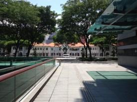 More photos of Li Ka Shing Library