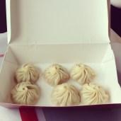Famous chicken dumplings. Delicious!