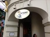 Awesome tapas restaurant name