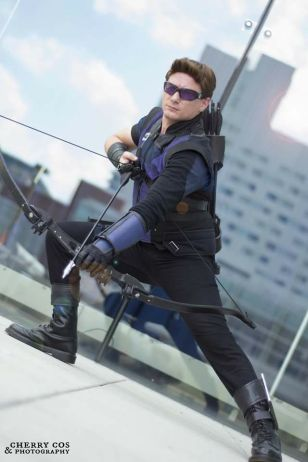 IG: www.instagram.com/revenge_city_archer FB: www.facebook.com/revengecitycosprops I've been cosplaying since 2003. About 4 years ago, I started making my own props and take commissions for other cosplayers. In 2016 I've made good friends and I feel the sky is the limit in what we can accomplish.
