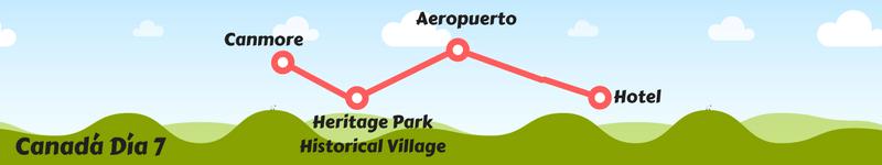 Qué hacer y ver en Heritage Park Historical Village