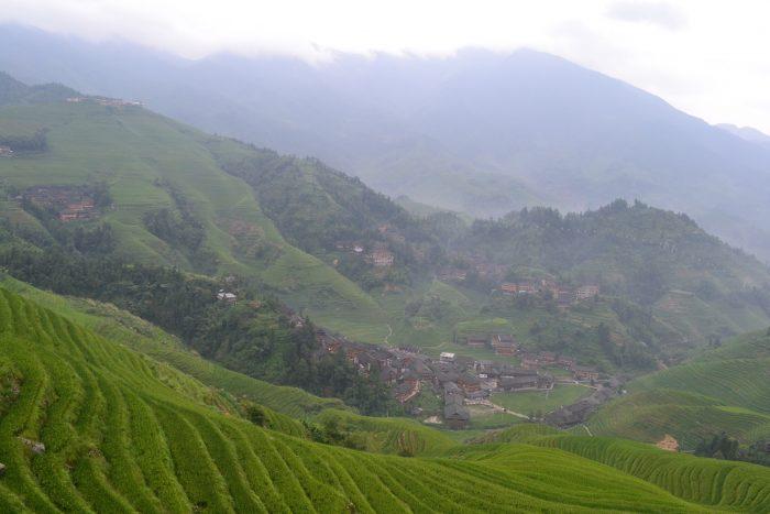 Viaje desde las terrazas de Longsheng hasta Yangshuo