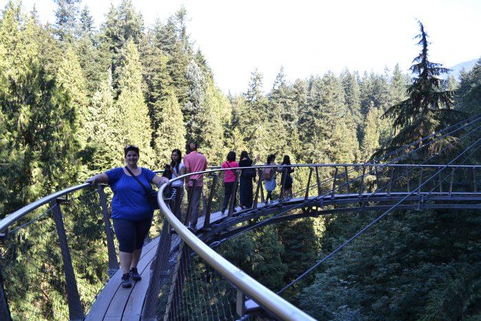 Qué hacer en el Capilano Suspension Bridge
