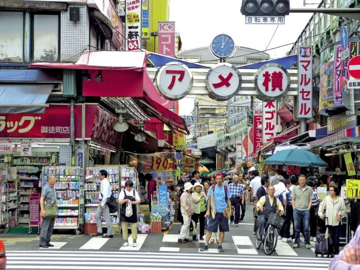 Qué ver y hacer en Tokio con la línea Yamanote