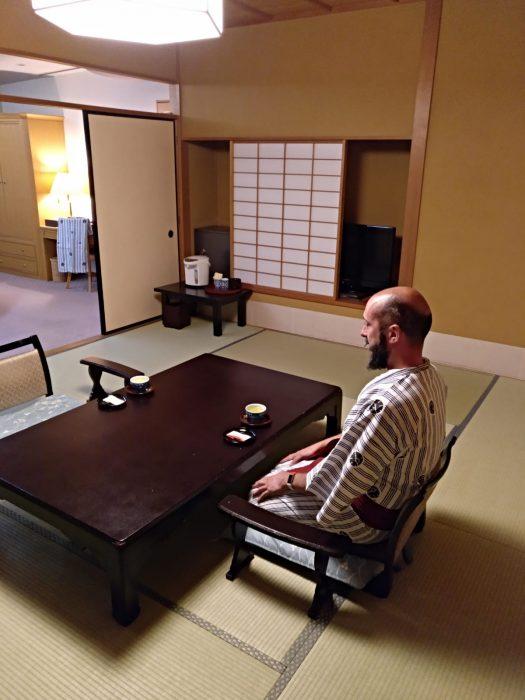 Tipos de alojamiento en Japón