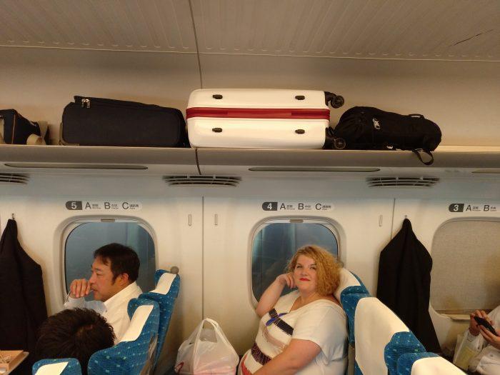 Cómo viajar sin maletas en Japón