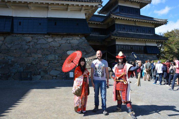 Cómo visitar el castillo de Matsumoto