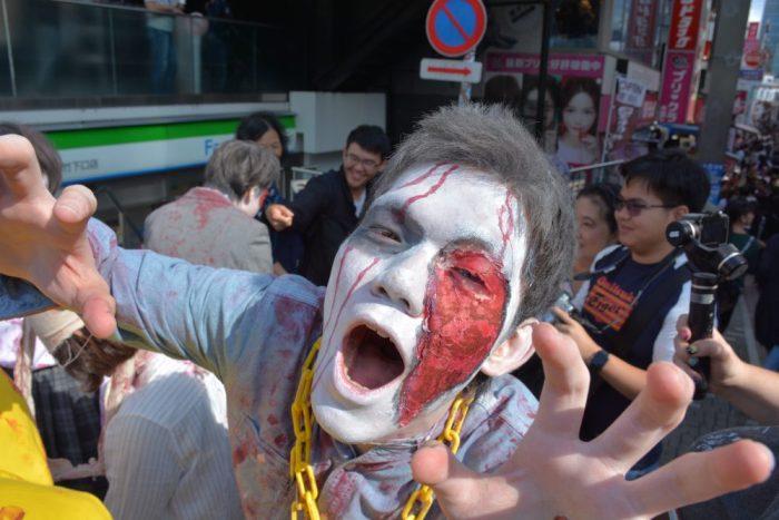 Halloween en Tokio