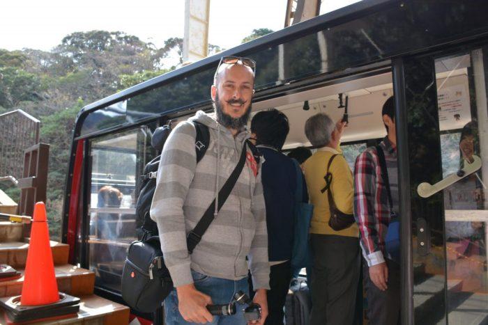Cómo visitar el monte Nokogiri