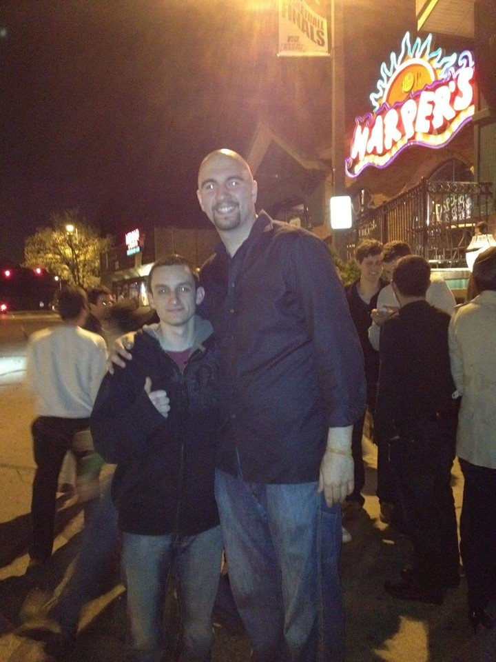 You are currently viewing Taking a stand with former Michigan St. alum Anthony Ianni