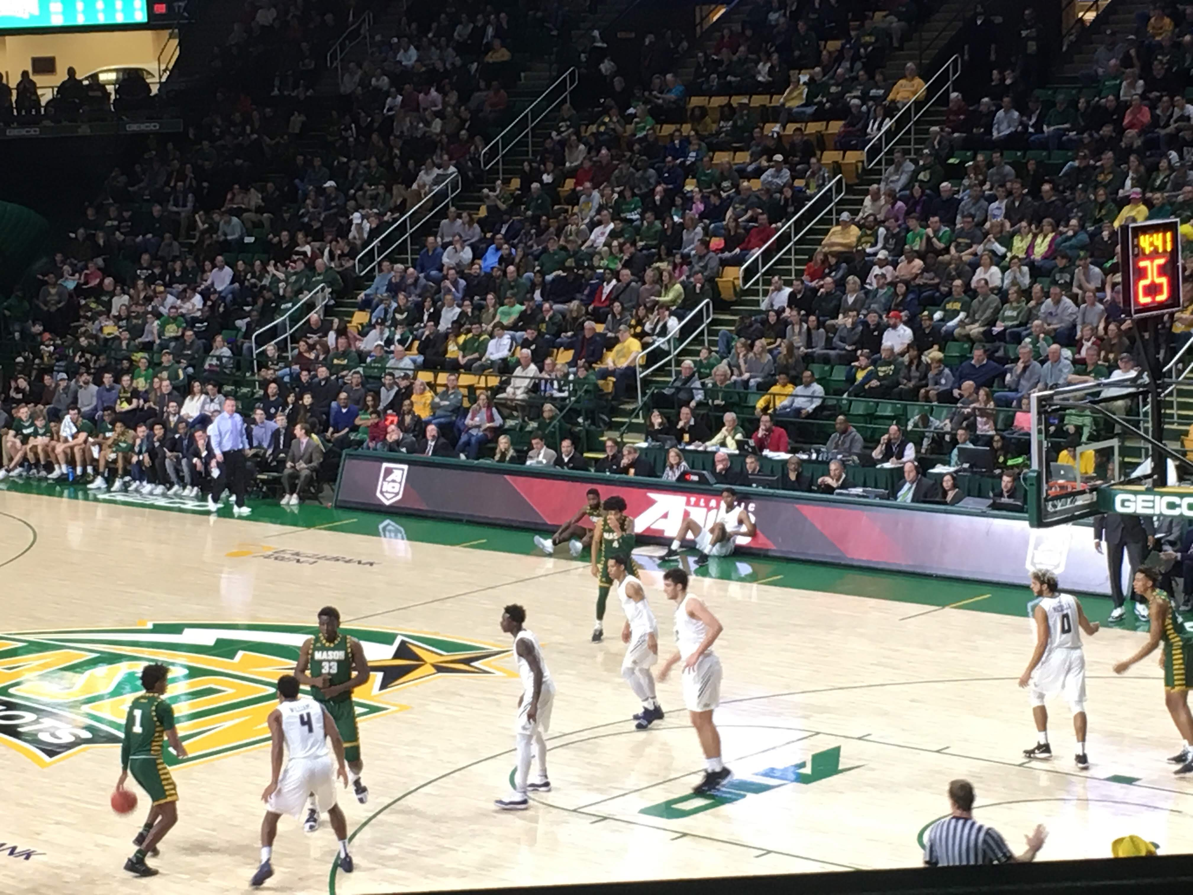 George Mason standout Lamar Butler ready to lead The Green Machine in The Basketball Tournament