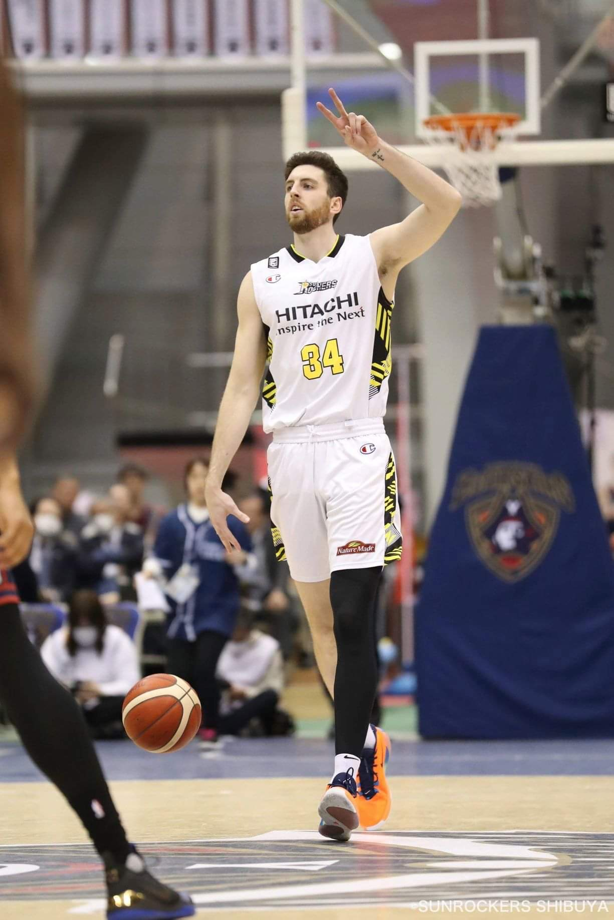 From Duke to Japan and every stop along the way Ryan Kelly has committed himself to being the best version of himself through hard work