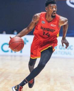 Joshua Keyes is ready to showcase his talents after a stellar season in Vietnam