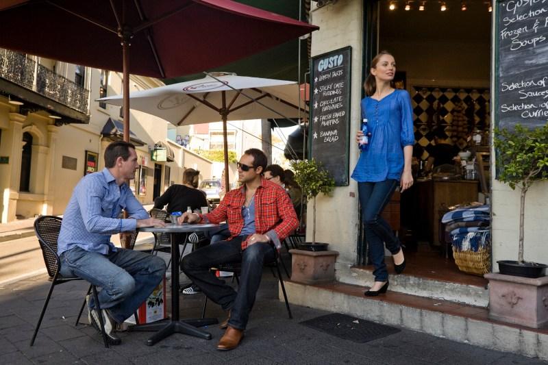 Cafe, Paddington, Sydney