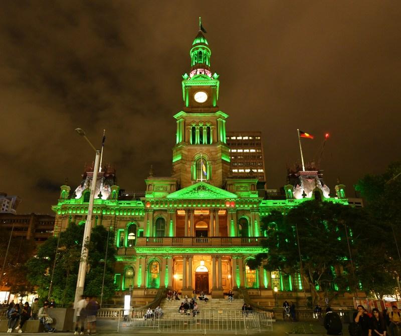 Town Hall Sydney
