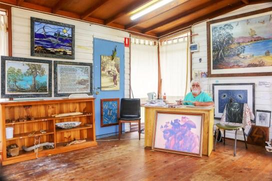Laddie timbery gallery huskisson