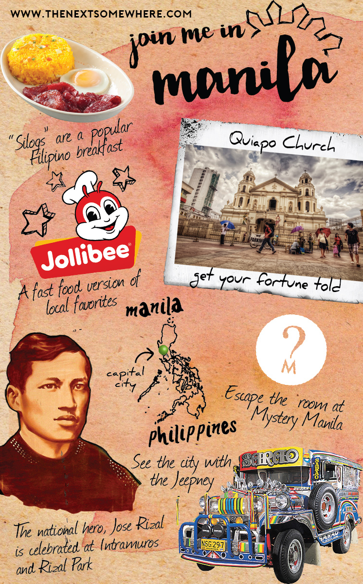 manila whereabouts things to do