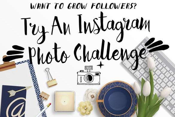 instagram photo challenge
