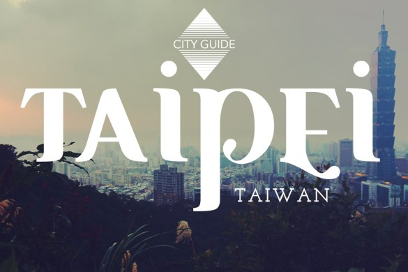 Looking for things to do in Taipei, Taiwan?
