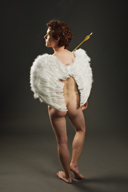 Vaughn Jones as Eros the God of Love in Metamorphoses