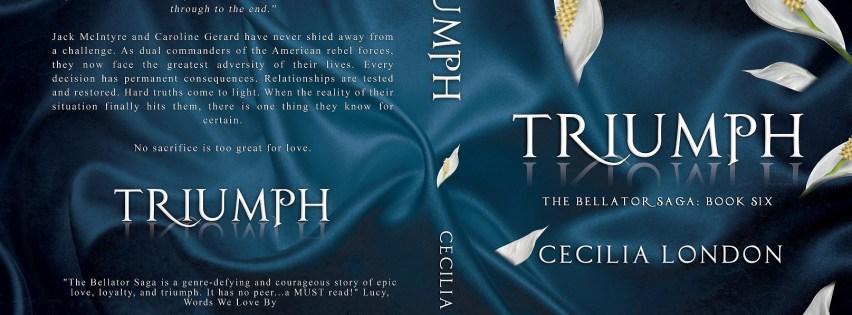{Cover Reveal} Triumph by @CeciliaLondon
