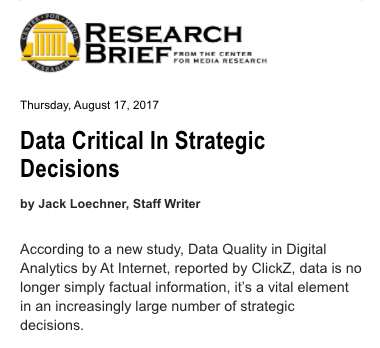 DataCritical