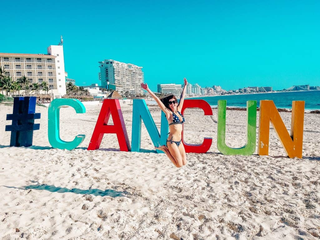 A Mini Vacation in Cancun, Mexico 1