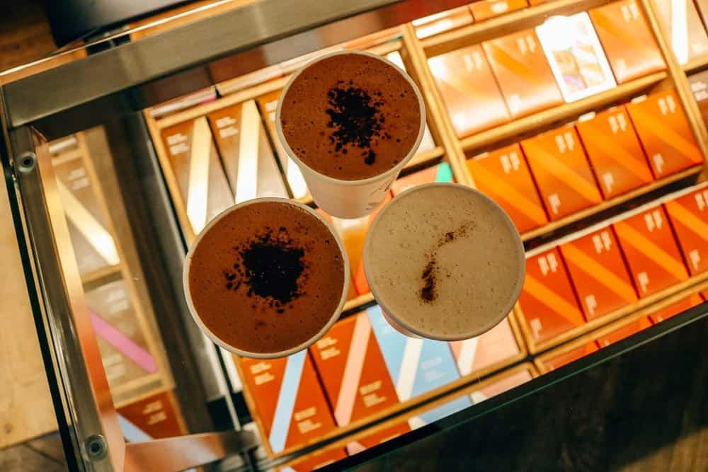 Hot Chocolate Switzerland - Oro De Cacao