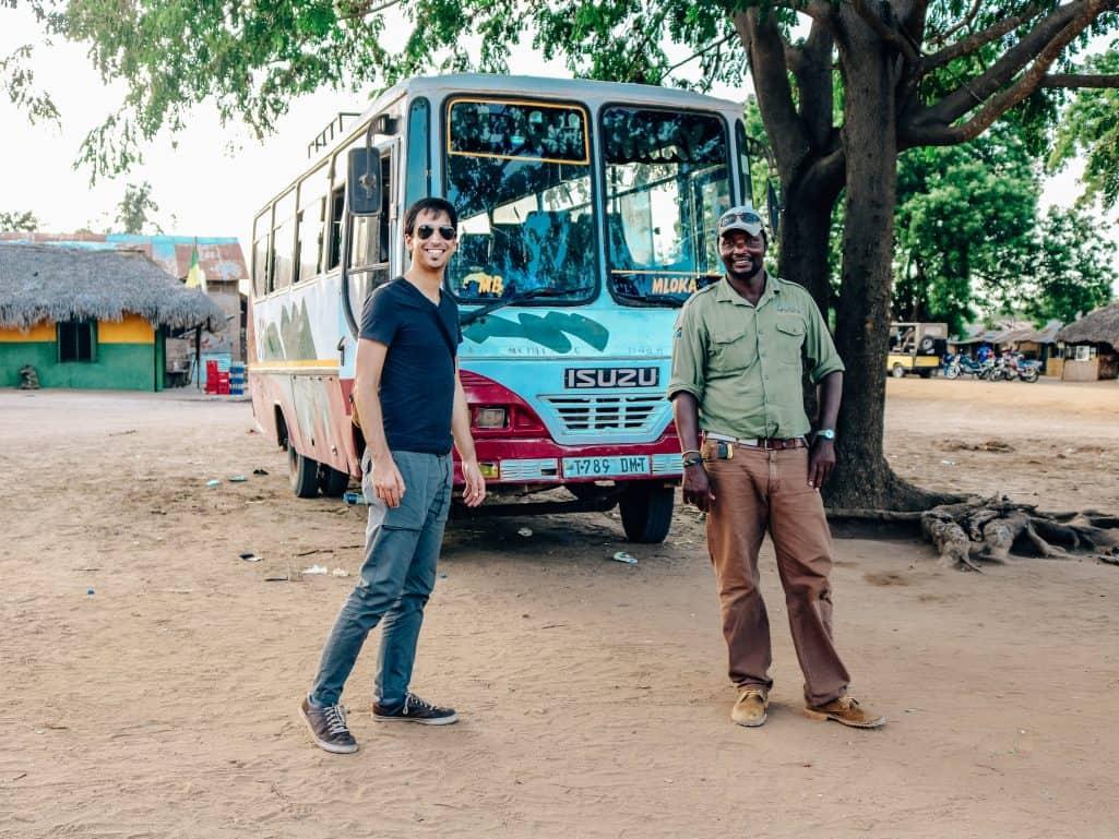 Exploring African Village Mloka, Tanzania 6