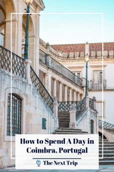 How to Spend the Best Day in Coimbra, Portugal 3