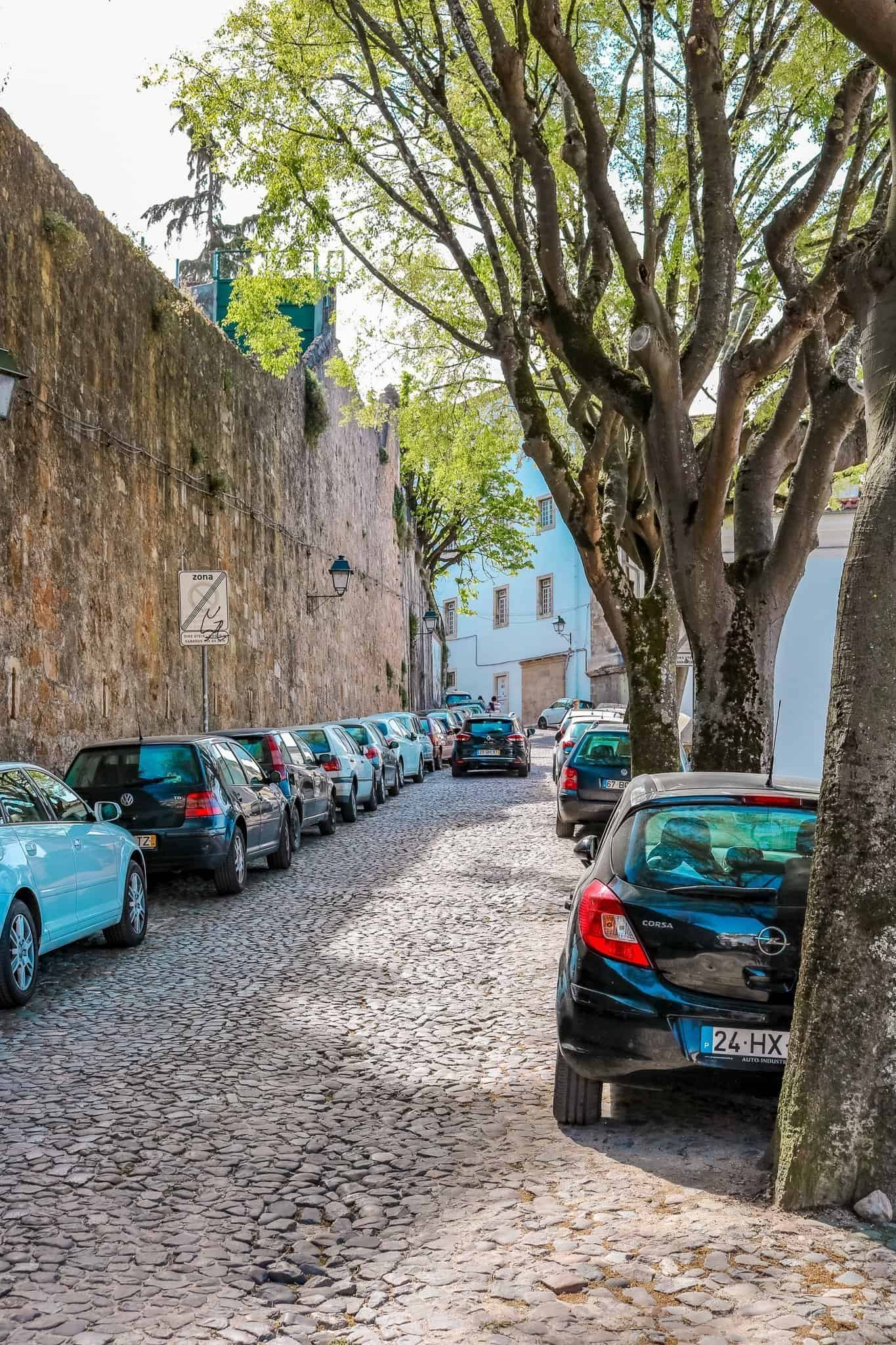 Narrow Streets in Coimbra, Portugal | The Next Trip