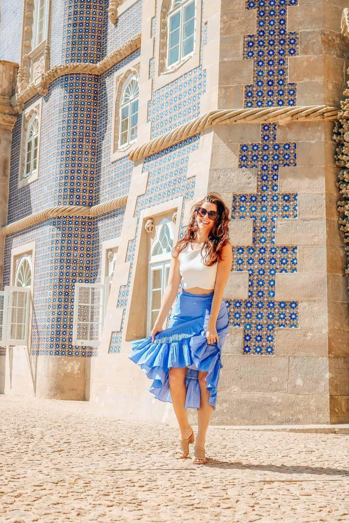 A Sintra Day Trip Pena Palace
