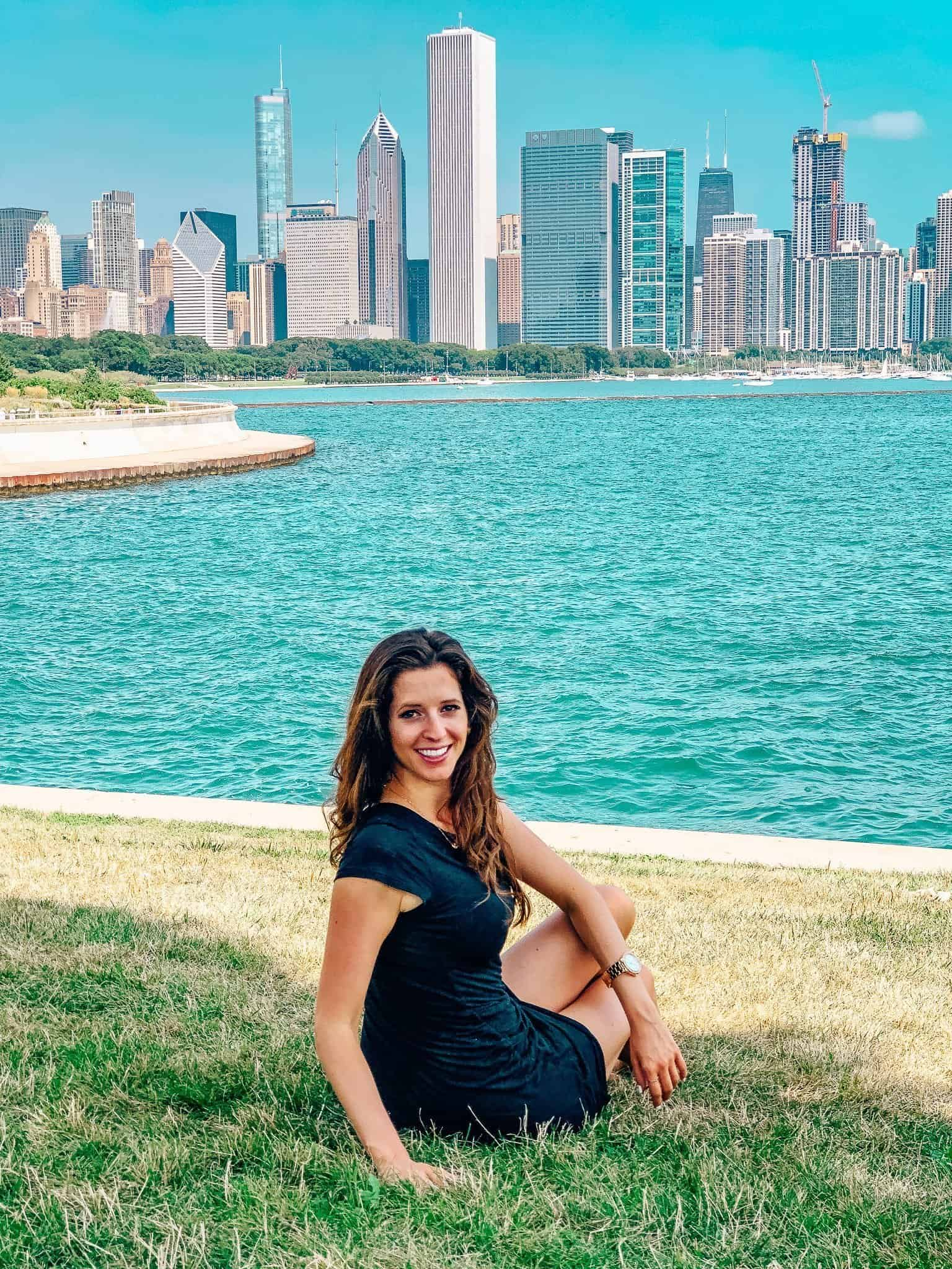 Top 5 Things to See in Chicago - Chicago Skyline from Adler Planetarium