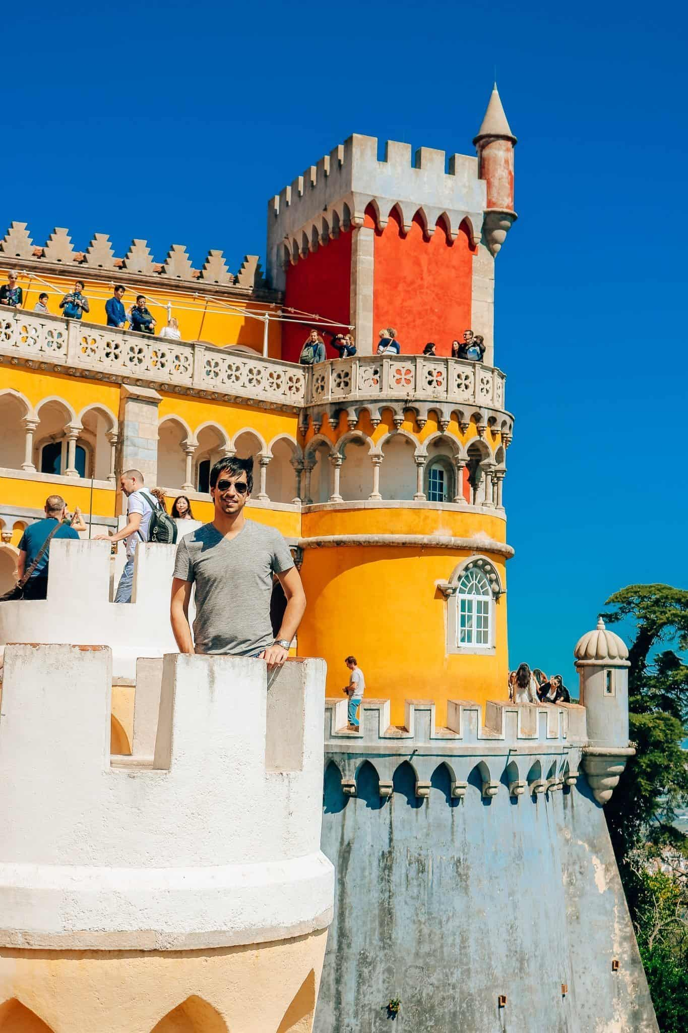A Sintra Day Trip Pena Palace - The Next Trip