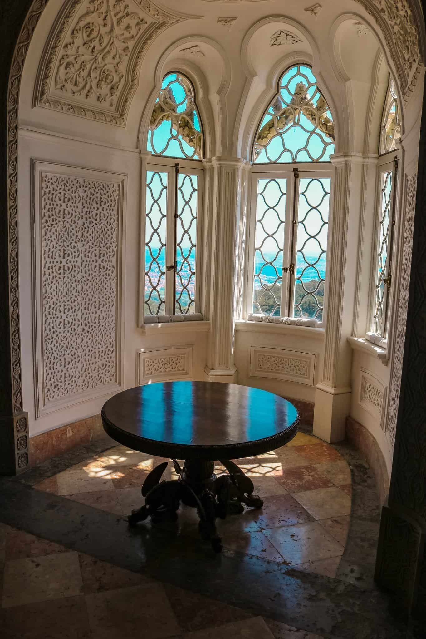 A Sintra Day Trip - Inside Pena Palace - The Next Trip