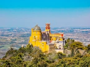 Pena Palace in Sintra - The Next Trip